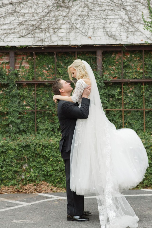 fairytale wedding photo