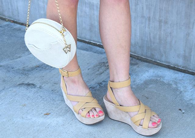 nina shoes wedges