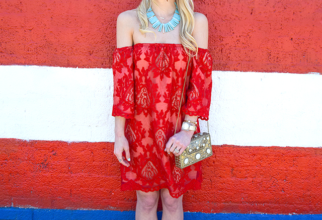 vandi-fair-blog-lauren-vandiver-dallas-texas-southern-fashion-blogger-red-lace-off-the-shoulder-dress-storee-baublebar-pharaoh-turquoise-necklace-prada-retro-cat-eye-sunglasses-5