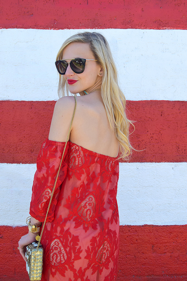 vandi-fair-blog-lauren-vandiver-dallas-texas-southern-fashion-blogger-red-lace-off-the-shoulder-dress-storee-prada-retro-cat-eye-sunglasses-from-st-xavier-clutch