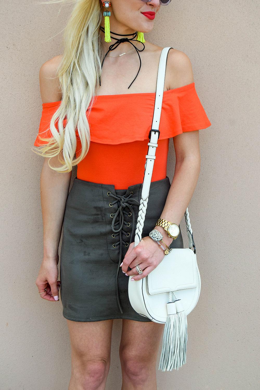 vandi-fair-blog-lauren-vandiver-dallas-texas-southern-fashion-blogger-nordstrom-leith-faux-suede-lace-up-miniskirt-skirt-topshp-ruffle-off-the-shoulder-bodysuit-13