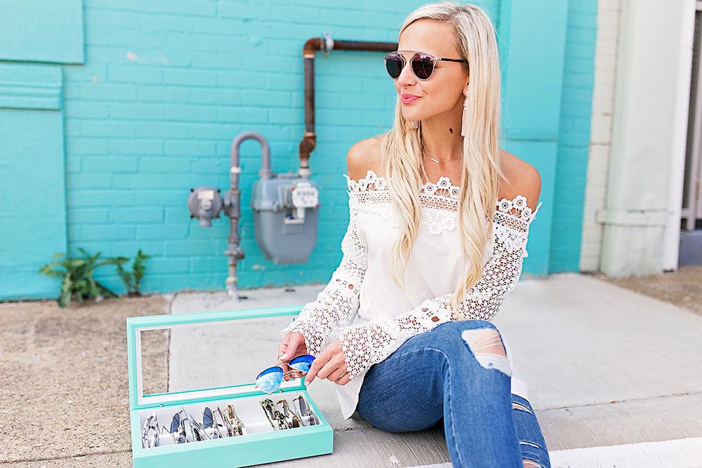 luxury-lacquer-organizer-box-sunglasses