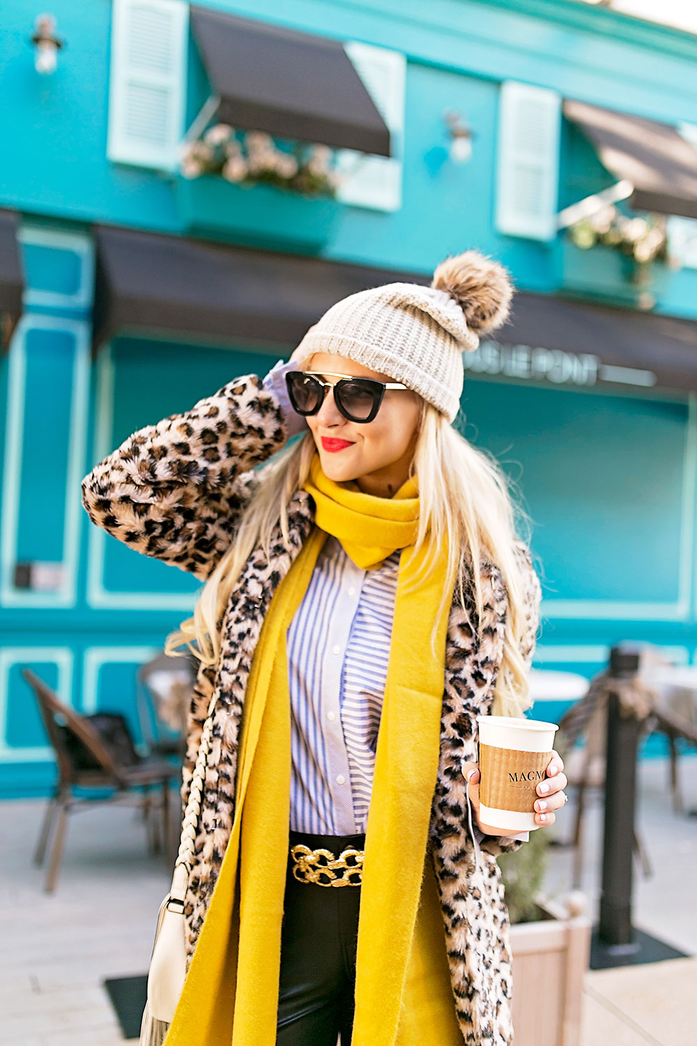 leopard-coat-mustard-yellow-scarf-fall-outfit