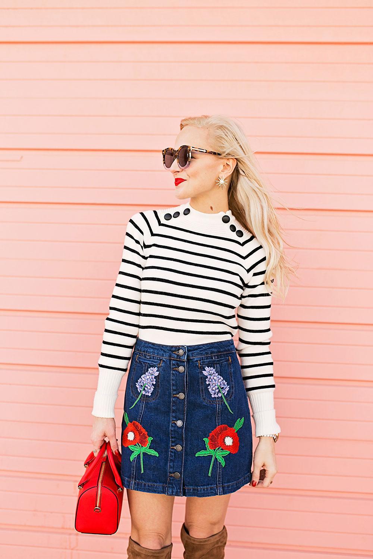 topshop-floral-embroidered-denim-skirt