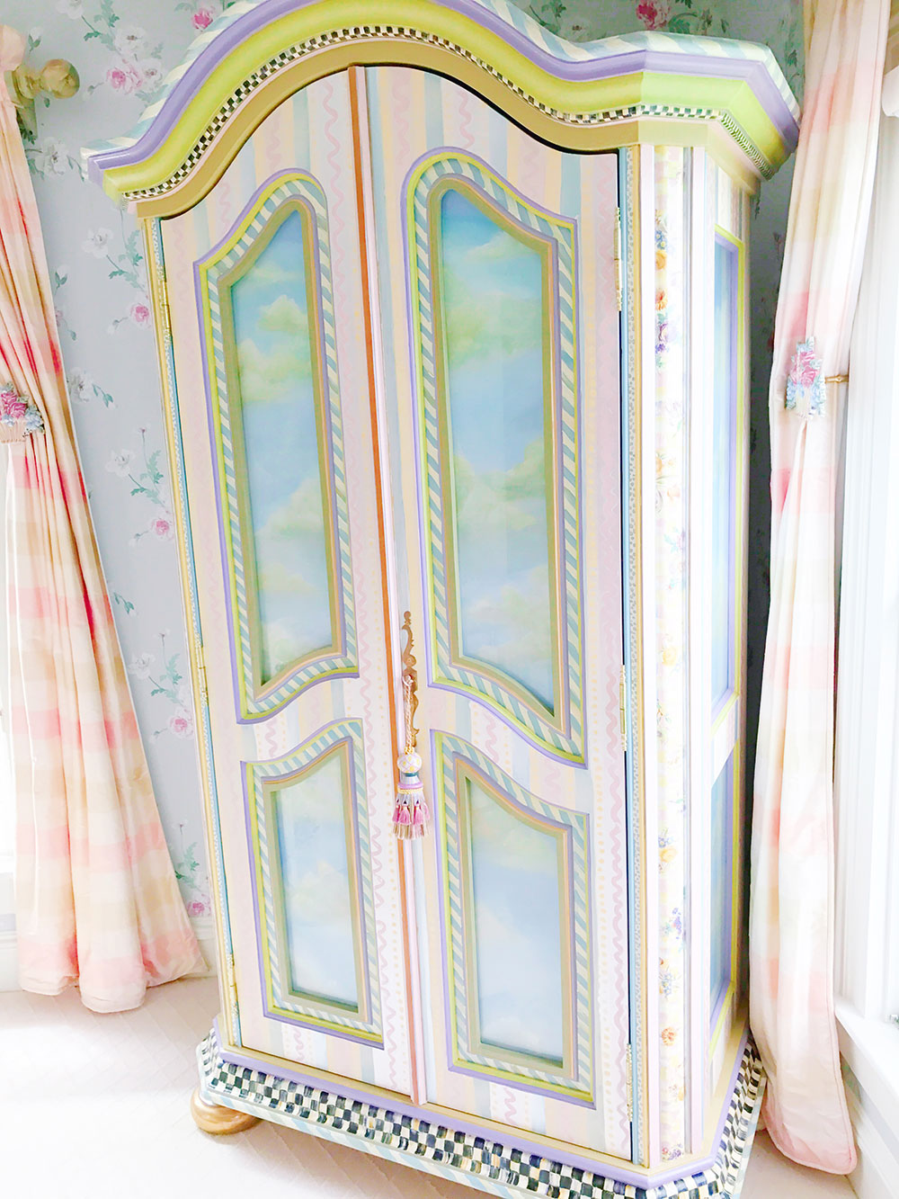 mackenzie-childs-pastel-hand-painted-wardrobe