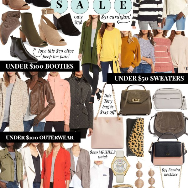 nordstrom anniversay sale public access top picks
