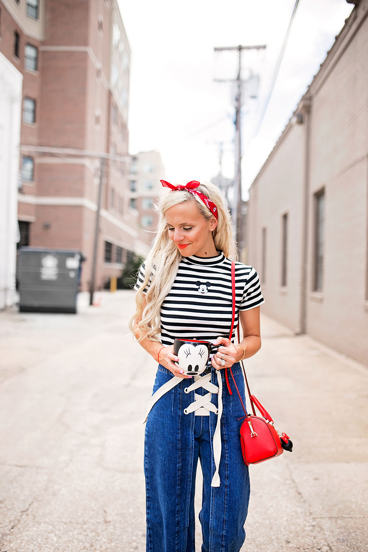 disney fashion blogger