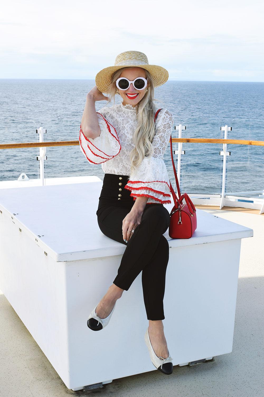 cruise ship outfit idea