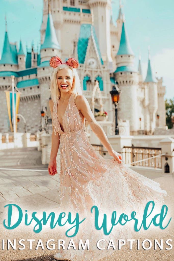 100 Best Disney Instagram Captions For Disney World Or Disneyland