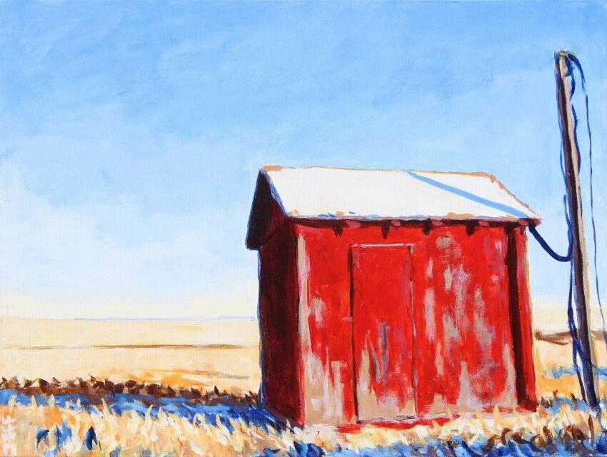 Jeff Wilson - Van Dop Gallery