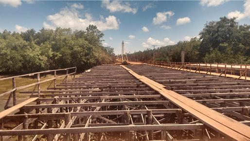Ponte do Balandro: Obra prevista para acontecer ainda no governo Roseana, mas nunca saiu do papel. Agora vai..