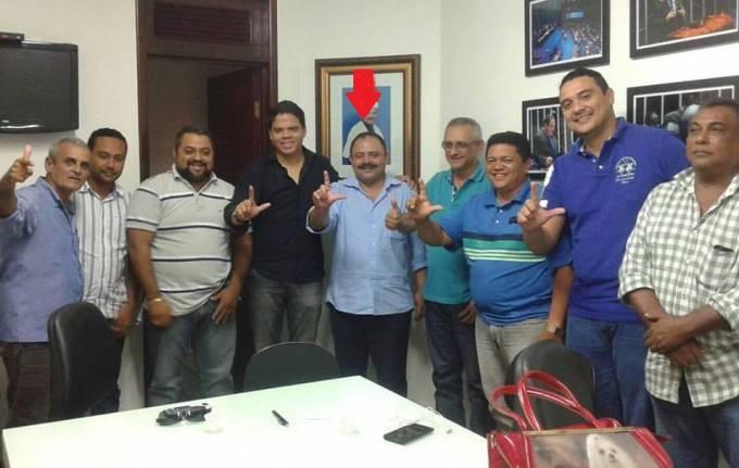 Waldir Maranhão é entusiasta da candidatura de Luciano Genésio a prefeito de Pinheiro.