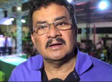 Dr. Geraldo, ex-prefeito de Peri Mirim