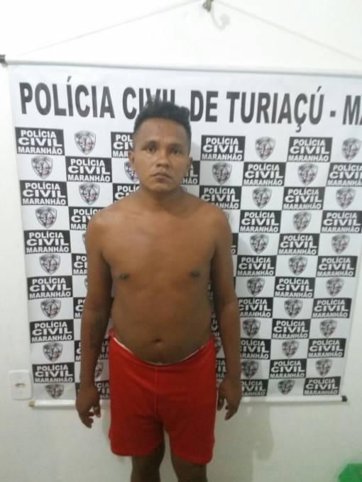 Nataniel foi conduzido e apresentado na Delegacia de Polícia da cidade, e está à disposição da justiça.