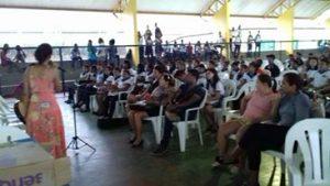 Jovens da região da Baixada maranhense discutiram políticas públicas de juventude.