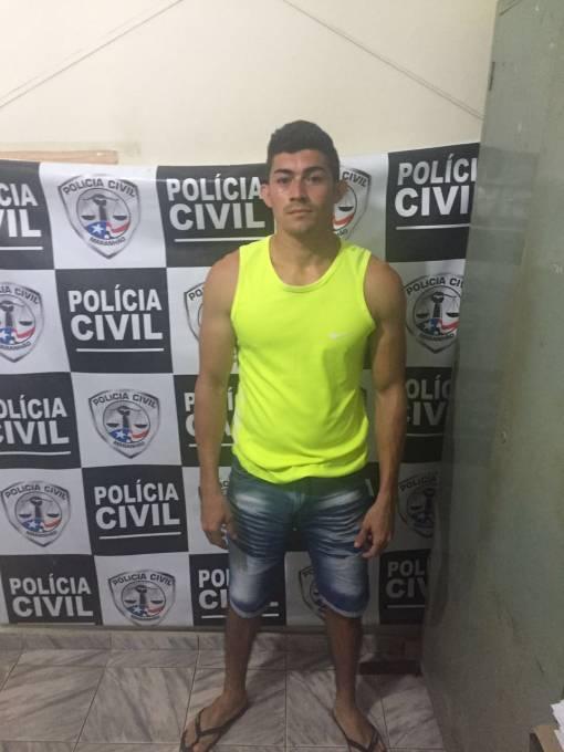 Jonilson de Jesus Frazão já tinha lucrado R$ 30 mil reais com as práticas.