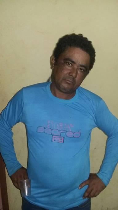 José Neto Morais Silva de 46 anos, residente no Bairro da Ponte na MA- 006.
