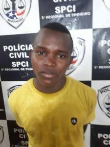 Acusado de estupro e tentativa de estupro é preso em Palmeirândia