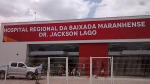 Mutirão de Catarata e Pterígio no Hospital Regional da Baixada Maranhense