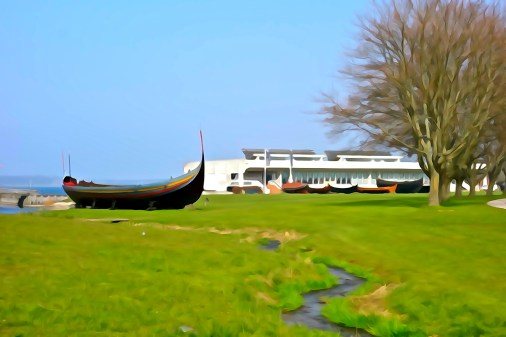 The Viking Ships Museum