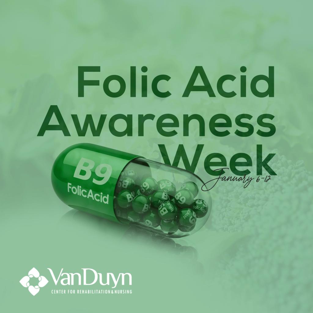 Folic Acid Awareness Week