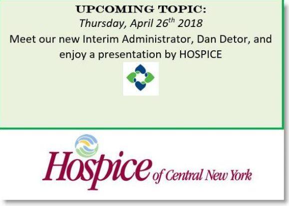 hospice meeting