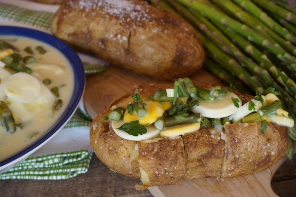 Asparagus-Potato