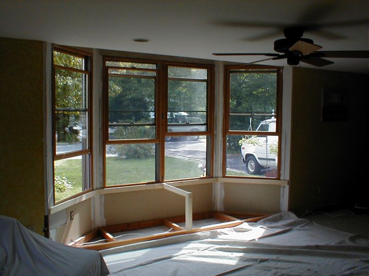 custom window seating