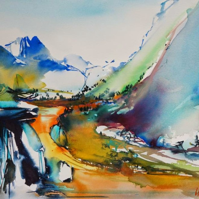 Olivia Quntin Landscape