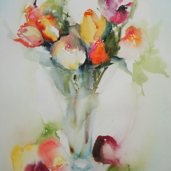 Roses by Olivia Quntin