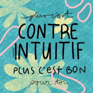 Contre intuitif – Digitale
