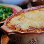 Lasagnes aux légumes d'hiver