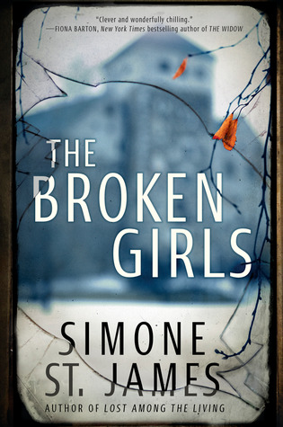 the broken girls by simone st james