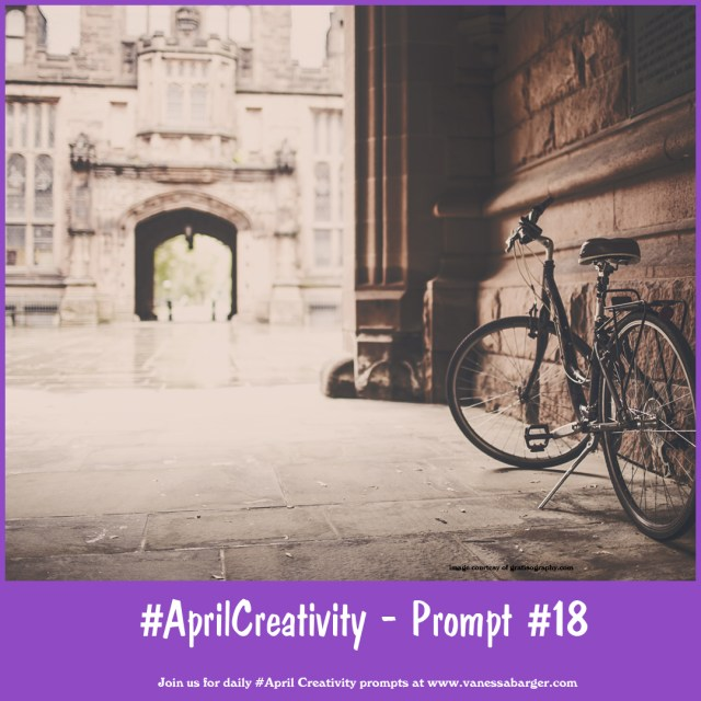 AprilCreativity - Day 18