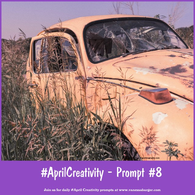 AprilCreativity - Day 8