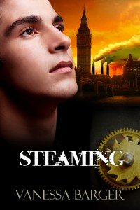 Steaming by Vanessa Barger