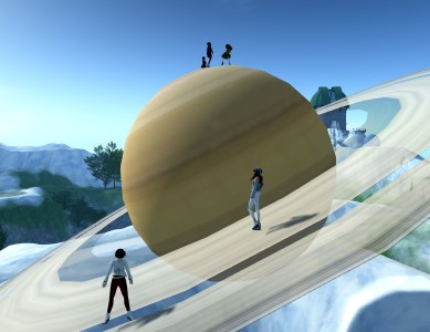 Activity No.16 – Ice Skating on Saturn