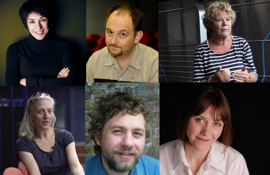 6 playwrights