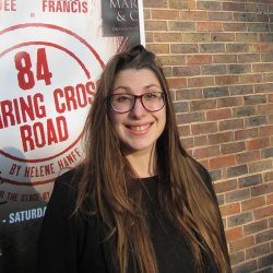 Jo Newman- Associate Director Salisbury Playhouse