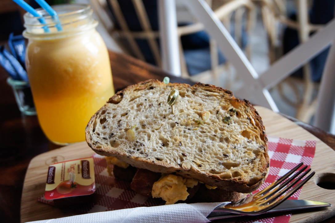 Sydney breakfast
