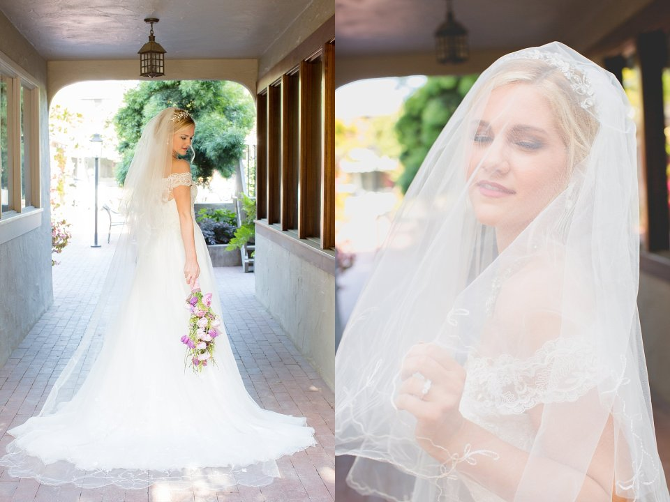 lace gown bridal sesssion