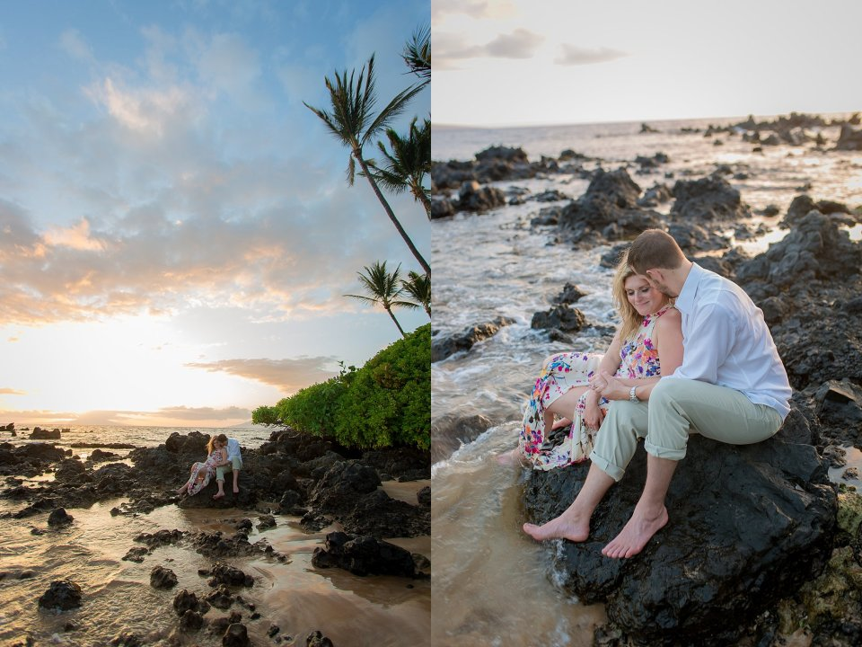 maui engagement session