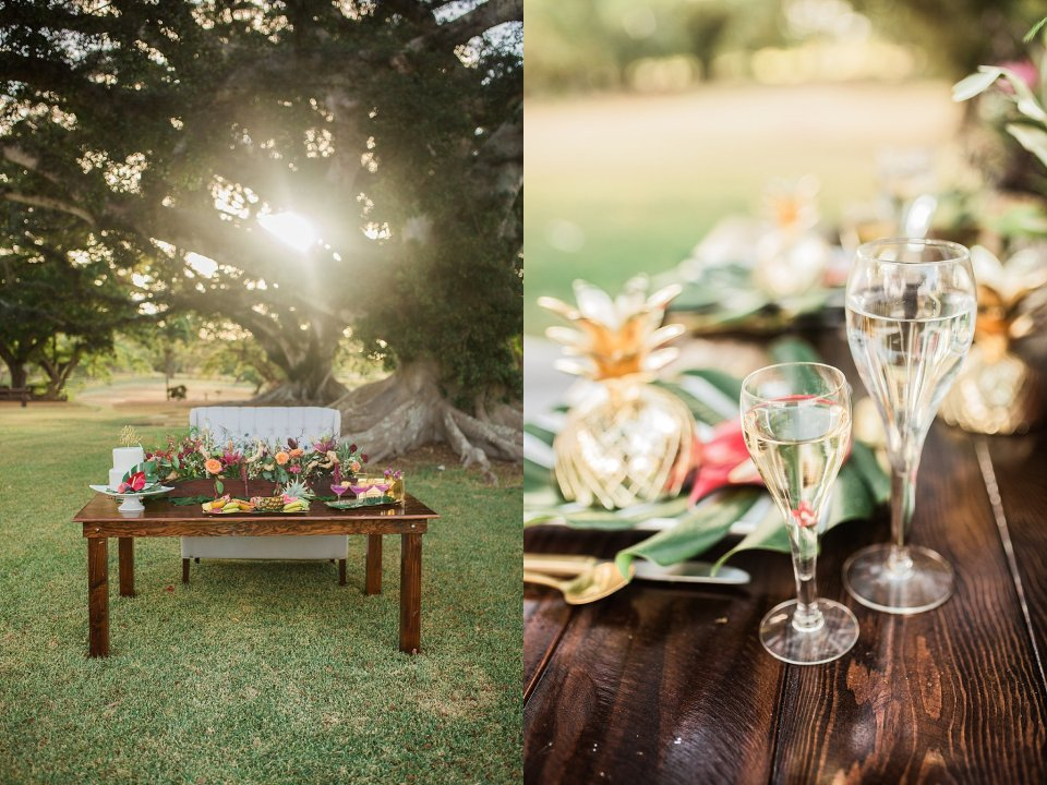 Weddings at Dillingham Ranch