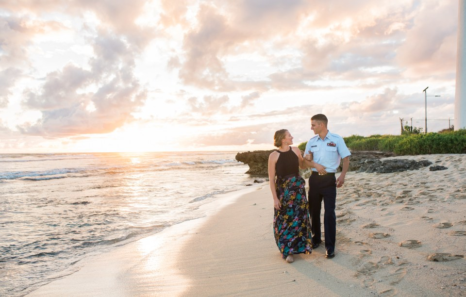 Coast Guard Military Spouse of the Year 2018