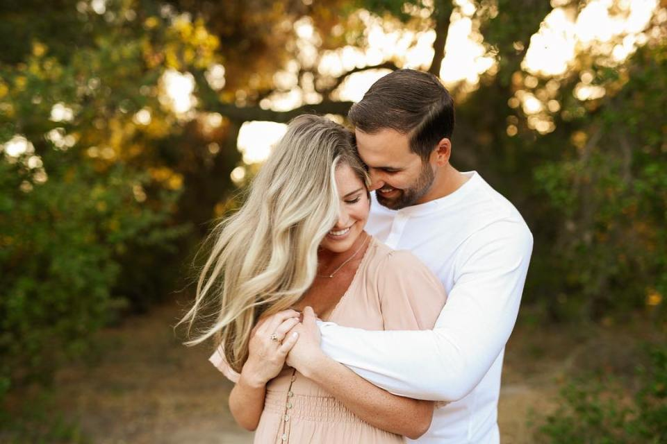 California Forest Engagement Session _ Vanessa Hicks Photography