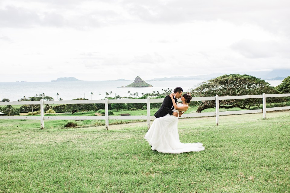Kualoa Ranch Weddings _ Vanessa Hicks Photography