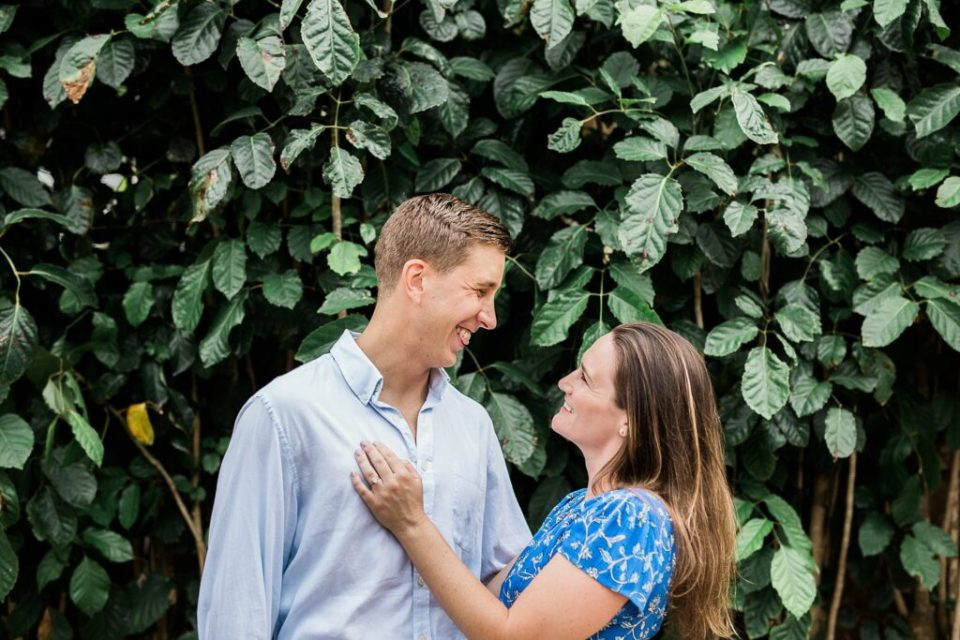 North Shore Hawaii Engagement Session