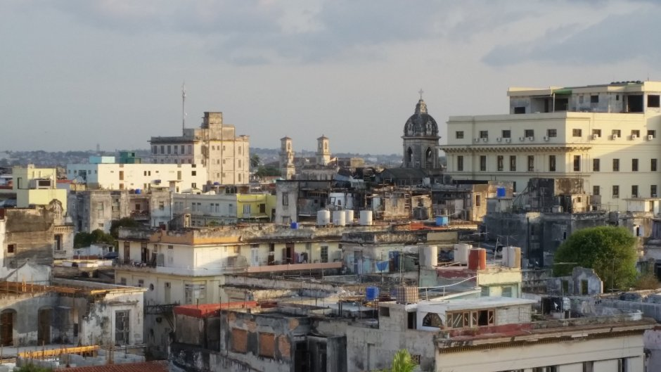 Cuba Earnest Hemingway Rooftop