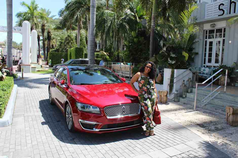 Lincoln Motor Company turns up the heat with two new vehicles in Miami!