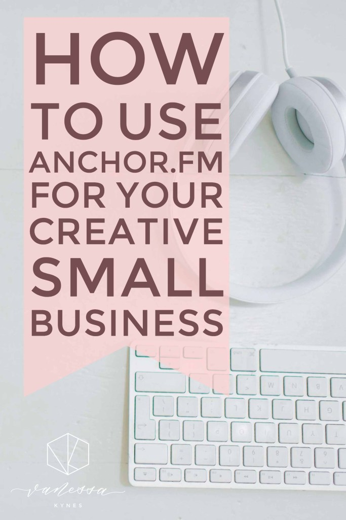Have you considered using Anchor? Anchor.fm is a new social media platform based on short broadcasts and podcasts without expensive equipment and time. Discover how to use Anchor.fm to reach your target audience.